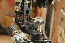 Mini MoCo motion control prototype testing