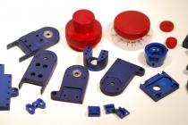Stereo camera parts