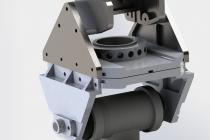 technocrane-52-gimbal adapter sammensatt 3