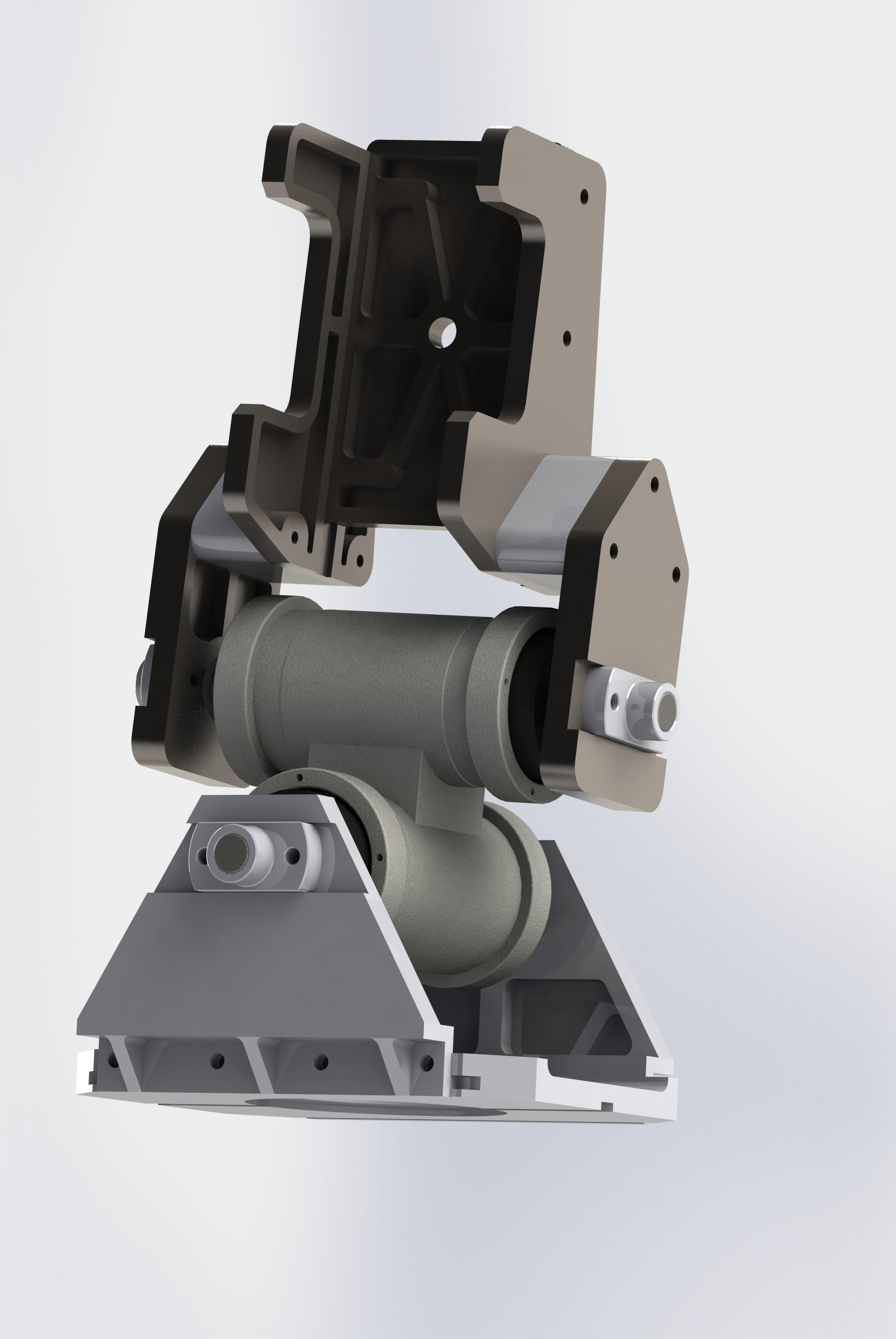 technocrane-52-gimbal adapter sammensatt v2-1